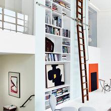 Фото из портфолио Лондон-LOFT : Дружественные линии, пастельные цвета и стильный дизайн – фотографии дизайна интерьеров на INMYROOM