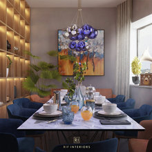 """Фото из портфолио Ресторан """"La La Land"""" – фотографии дизайна интерьеров на INMYROOM"""