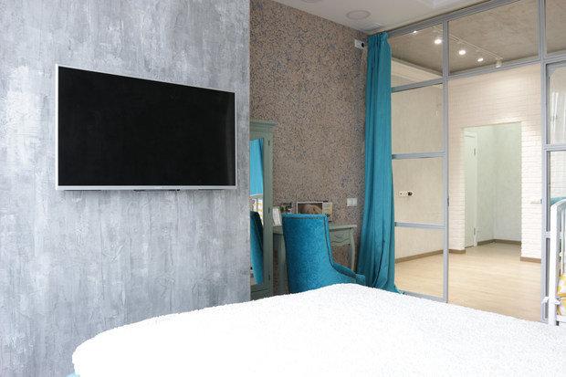 Фотография: Спальня в стиле Лофт, Квартира, Студия, Советы, Гид – фото на INMYROOM