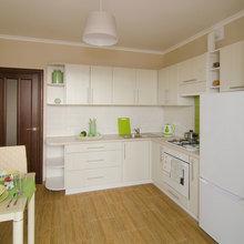 Фото из портфолио 1-но комнатная квартира (45.70 m²) – фотографии дизайна интерьеров на INMYROOM