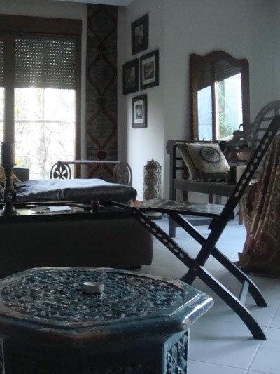Фотография: Гостиная в стиле Прованс и Кантри, Современный, Квартира, Дома и квартиры – фото на InMyRoom.ru