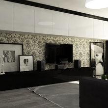 Фото из портфолио Лаконичная элегантность – фотографии дизайна интерьеров на INMYROOM