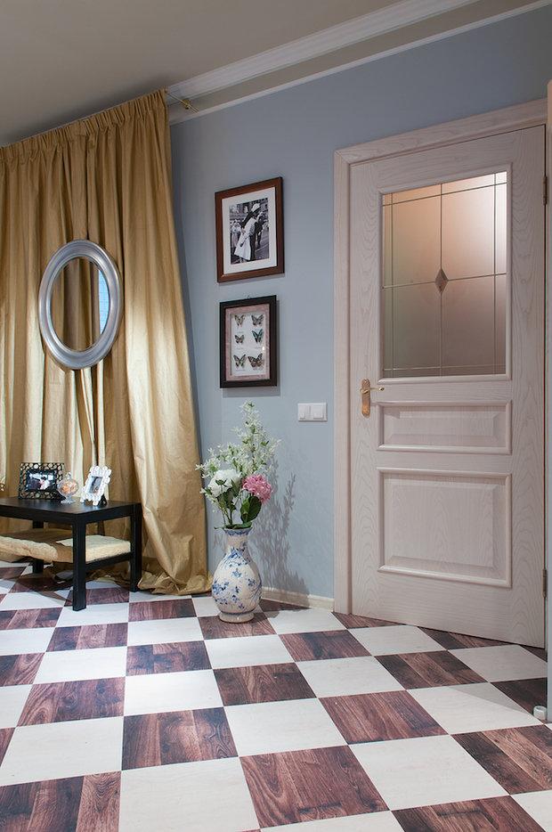 Фотография: Декор в стиле Прованс и Кантри, Кухня и столовая, Гостиная, Дом, Дома и квартиры – фото на InMyRoom.ru
