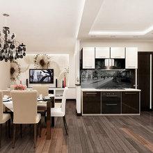 Фото из портфолио Дизайн интерьера квартиры – фотографии дизайна интерьеров на InMyRoom.ru