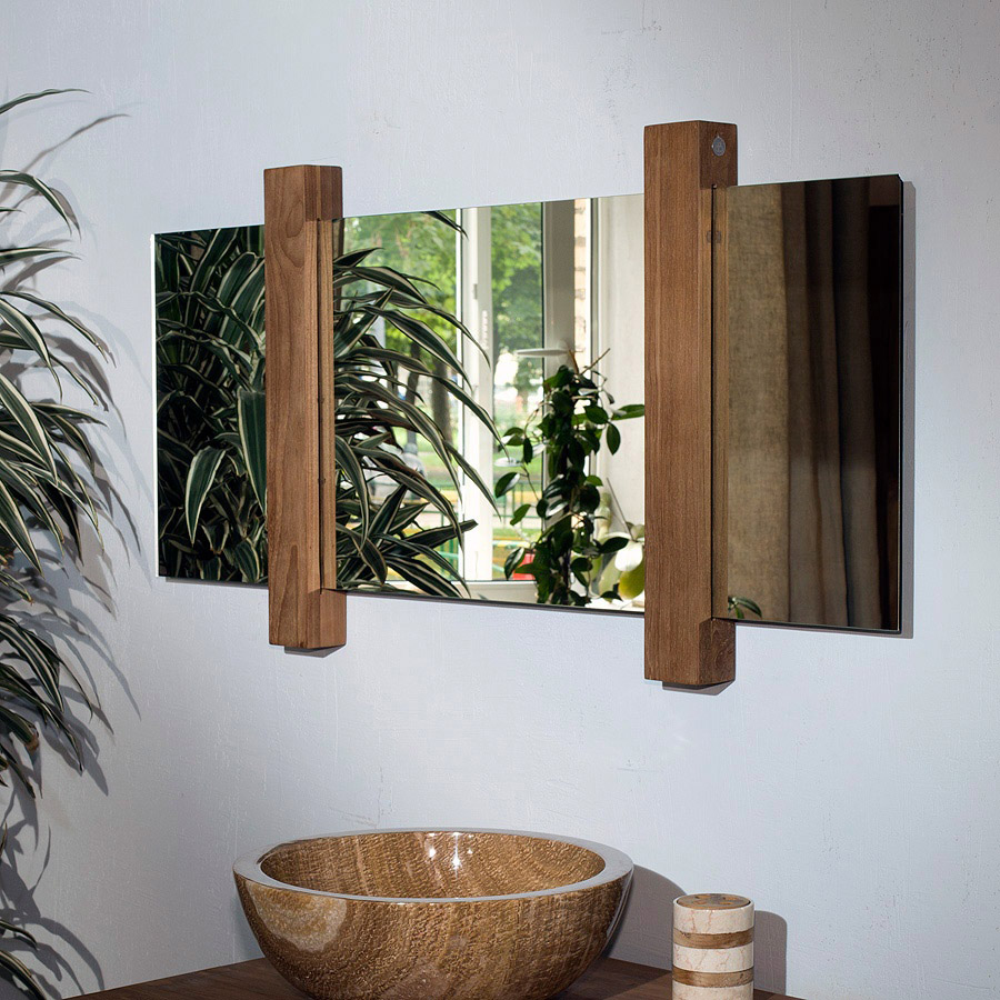 Купить Зеркало Teak&Amp;Water Matahari, inmyroom, Индонезия