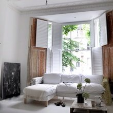 Фотография: Гостиная в стиле Кантри, Современный, Декор интерьера, Декор дома, Дача – фото на InMyRoom.ru