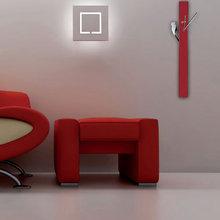 Фото из портфолио Настенные часы с маятником – фотографии дизайна интерьеров на InMyRoom.ru