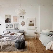 Фото из портфолио Люстра словно РОЗА белая!!! – фотографии дизайна интерьеров на INMYROOM