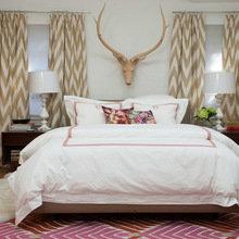 Фотография: Спальня в стиле Скандинавский, Декор интерьера, Дом, Декор дома, Текстиль – фото на InMyRoom.ru
