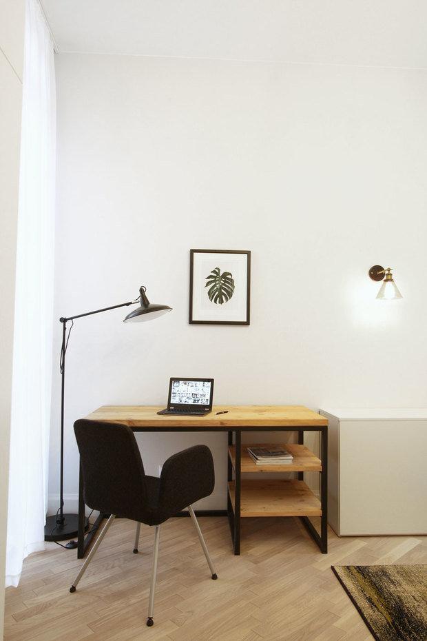 Фото из портфолио Просторный лофт на Семеновской 85 кв. м. – фотографии дизайна интерьеров на INMYROOM