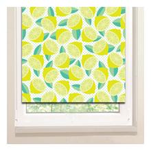 Рулонные шторы: Половинки лимончиков