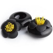 Шкатулка для мелочей blossom черная