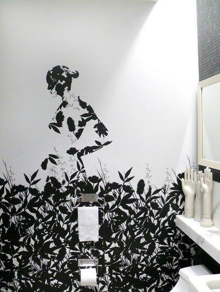 Фотография: Ванная в стиле Современный, Декор интерьера, Стиль жизни, Советы, Переделка, Ремонт – фото на InMyRoom.ru