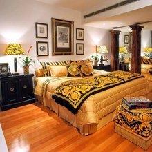 Фотография: Спальня в стиле Кантри, Карта покупок, Индустрия, Ретро, Missoni – фото на InMyRoom.ru