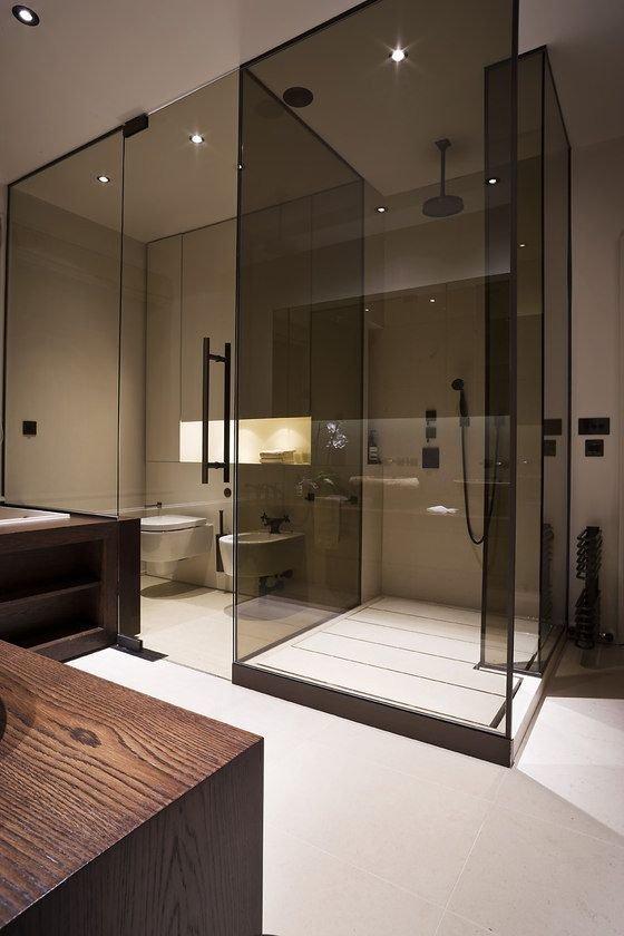 Фото из портфолио ремонт в ванной – фотографии дизайна интерьеров на INMYROOM