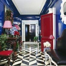 Фото из портфолио Королевский кобальтовый – фотографии дизайна интерьеров на INMYROOM