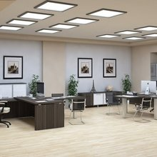 Фото из портфолио Кабинет для руководителя – фотографии дизайна интерьеров на INMYROOM