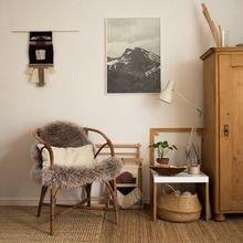 Фотография: Мебель и свет в стиле Скандинавский, Декор интерьера, Дизайн интерьера, Цвет в интерьере – фото на InMyRoom.ru