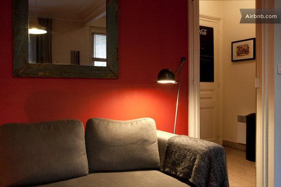Фотография:  в стиле , Декор интерьера, Малогабаритная квартира, Квартира, Дома и квартиры, Airbnb – фото на InMyRoom.ru