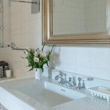 Фотография: Ванная в стиле Кантри, Современный, Квартира, Декор, Проект недели – фото на InMyRoom.ru