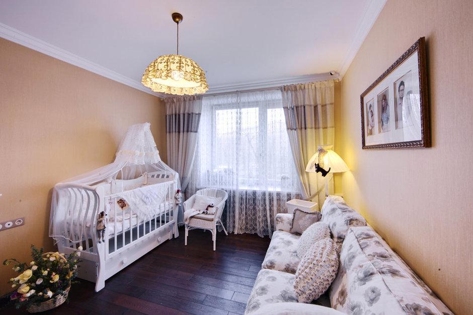 Фотография: Детская в стиле Прованс и Кантри, Квартира, Дома и квартиры, IKEA, Проект недели – фото на InMyRoom.ru