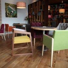 Фото из портфолио кафе Twiggy – фотографии дизайна интерьеров на InMyRoom.ru