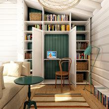 Фото из портфолио Дом п.Крылья – фотографии дизайна интерьеров на INMYROOM