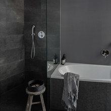 Фото из портфолио Дом для искателя приключений в путешествиях – фотографии дизайна интерьеров на InMyRoom.ru