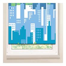 Рулонные шторы: Городской квартал