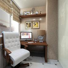 Фото из портфолио Трехкомнатная квартира в классике в ЖК Ямайка – фотографии дизайна интерьеров на InMyRoom.ru