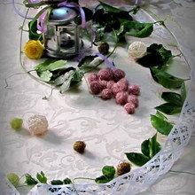Фото из портфолио Декоративные штучки в оформлении стола – фотографии дизайна интерьеров на InMyRoom.ru