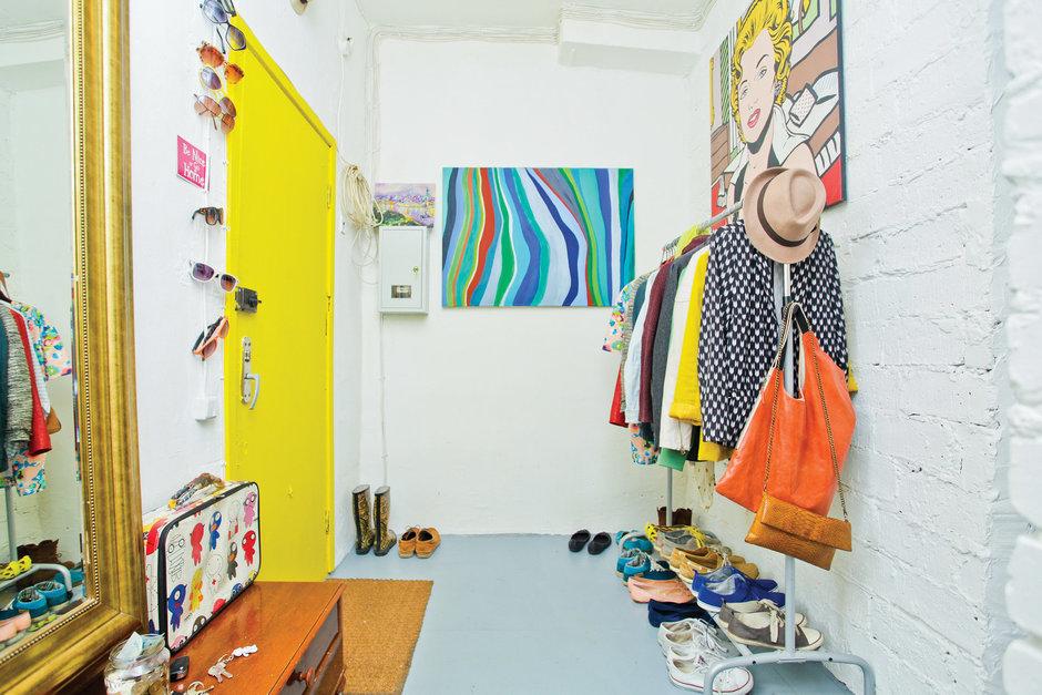 Фотография: Прихожая в стиле Скандинавский, Квартира, Дома и квартиры, IKEA – фото на InMyRoom.ru