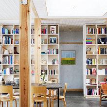 Фото из портфолио Фанера в интерьере – фотографии дизайна интерьеров на InMyRoom.ru