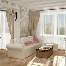 Фото из портфолио Уют по-французски – фотографии дизайна интерьеров на InMyRoom.ru