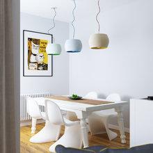 Фото из портфолио Яркая квартира – фотографии дизайна интерьеров на INMYROOM