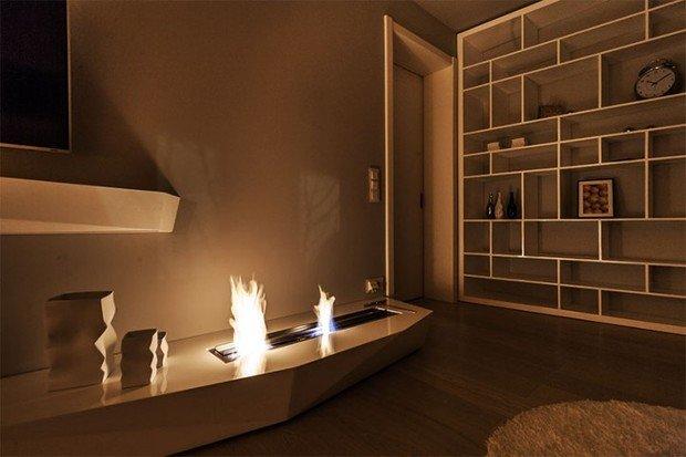 Фотография: Декор в стиле Хай-тек, Квартира, Дома и квартиры – фото на InMyRoom.ru