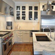 Фотография: Кухня и столовая в стиле Лофт, Интерьер комнат, Советы – фото на InMyRoom.ru