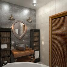 Фото из портфолио Ванная фото – фотографии дизайна интерьеров на InMyRoom.ru