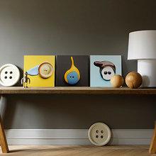 Фото из портфолио Декор для детских комнат – фотографии дизайна интерьеров на INMYROOM