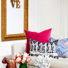Фотография: Декор в стиле , Гостиная, Интерьер комнат, Советы – фото на InMyRoom.ru