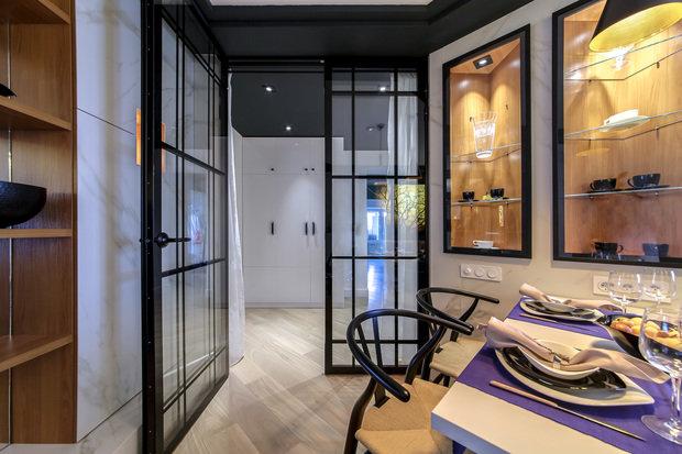 Фото из портфолио Двери PIANO дизайн НТВ – фотографии дизайна интерьеров на INMYROOM