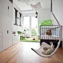 Фотография: Детская в стиле Современный, Дом, Дома и квартиры – фото на InMyRoom.ru