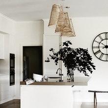 Фото из портфолио Кухня в гостинной – фотографии дизайна интерьеров на InMyRoom.ru
