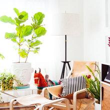 Фото из портфолио  Яркое пятно в интерьере - БИРЮЗОВЫЙ диван!!! – фотографии дизайна интерьеров на INMYROOM