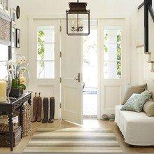 Фотография: Прихожая в стиле Кантри, Интерьер комнат, Ковер – фото на InMyRoom.ru