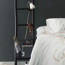 Фотография: Мебель и свет в стиле Скандинавский, Спальня, Декор интерьера, Декор дома – фото на InMyRoom.ru