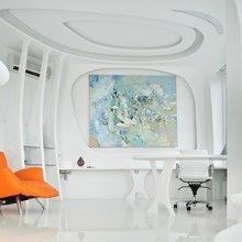 Фото из портфолио Пятьдесят оттенков белого – фотографии дизайна интерьеров на InMyRoom.ru