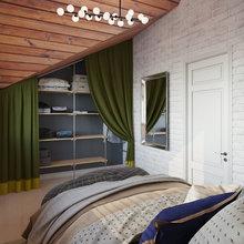 Фото из портфолио «Таунхаус с французским акцентом» / 122 м2 – фотографии дизайна интерьеров на INMYROOM