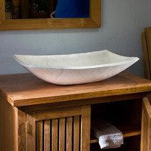 Раковина Perahu White