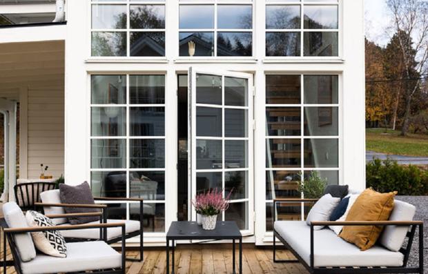 Фотография: Терраса в стиле Скандинавский, Дом и дача – фото на INMYROOM
